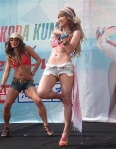 kumi koda swimsuit koda kumi holds event at beach house tokyohive