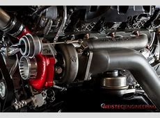 GermanBoost Weistec's W4 M157 turbocharger upgrade