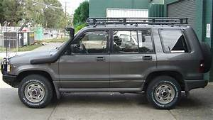 Holden Jackaroo Roof Racks