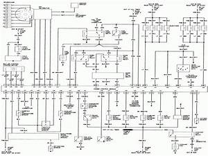 Cooling Fan Wiring Diagram 1989