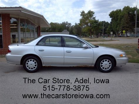 2003 Buick Century For Sale by 2003 Buick Century For Sale In Adel Ia G196