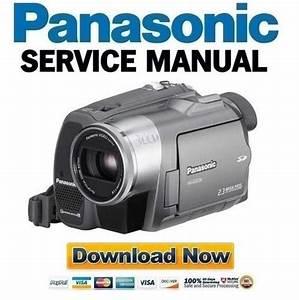 Panasonic Nv-gs230 Service Manual  U0026 Repair Guide