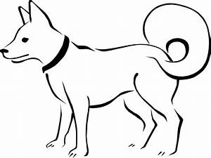 Dog Clip Art Black And White | Clipart Panda - Free ...