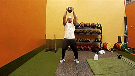 kettlebell boxing exercises
