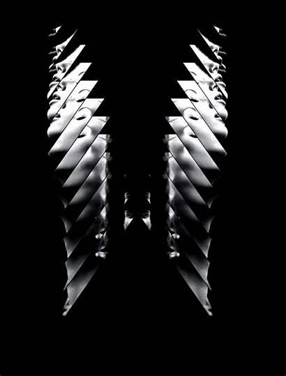 Movement Artwork Digital Behance Mixed Direction Experiment