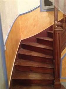 La rénovation de l'escalier La maison de Lilly Rénovation de notre maison meulière 1900