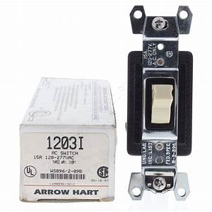 Arrow Hart Ivory Industrial 3