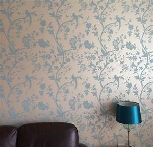 Laura Ashley Garden : laura ashley oriental garden wallpaper in duck egg love laura ashley pinterest laura ~ Sanjose-hotels-ca.com Haus und Dekorationen