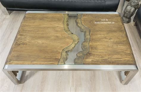 Der Couchtisch Aus Holz by Designer Couchtisch Aus Holz Der Tischonkel