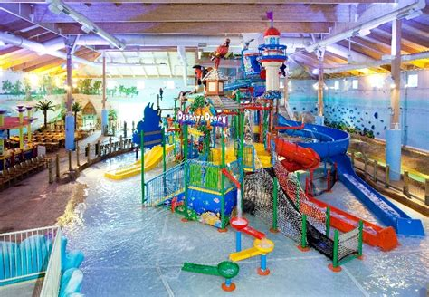 indoor water parks  york     offer