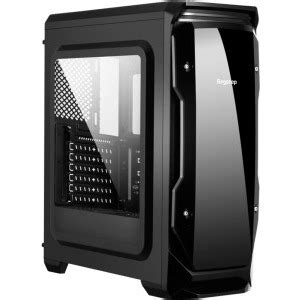 Carcasa Segotep Halo Black  Pc Garage