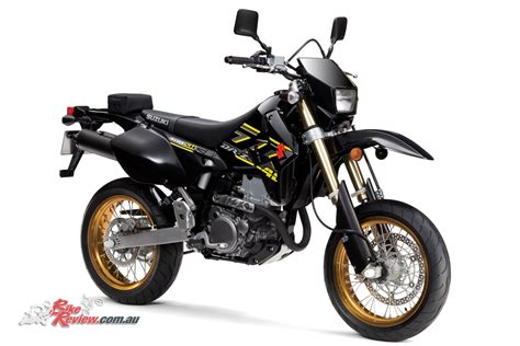 Suzuki Drz400sm by The 2018 Dr Z400sm Arrives With New Colour Bike Review