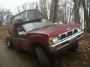 93 Nissan Parts Truck V6 4x4 Automatic Engine And Trans