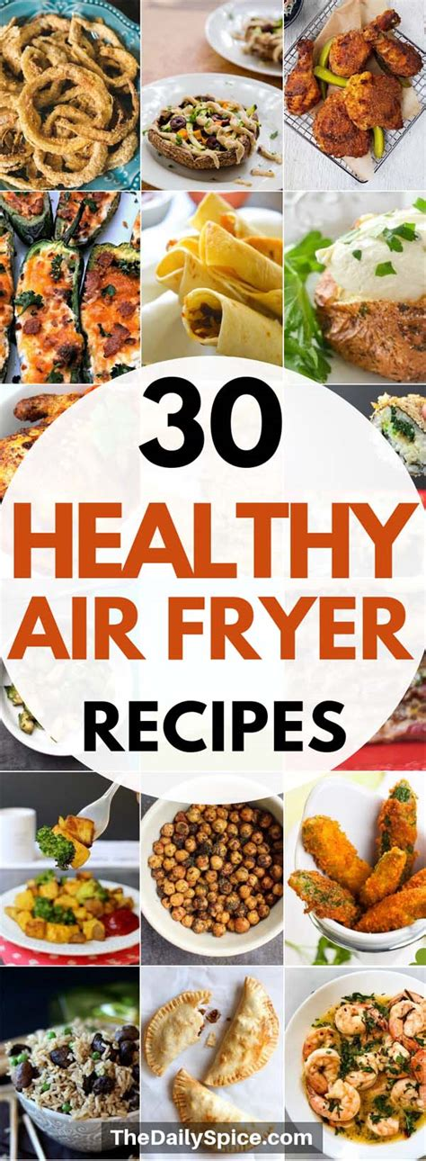 fryer air healthy recipes meals later enjoy thedailyspice