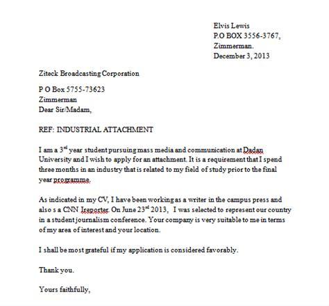 kenyan application letter format essay writing