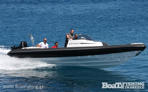 Cmd Boats by Shearwater 860cc με Cmd Tdi 265 Hp Boat Fishing