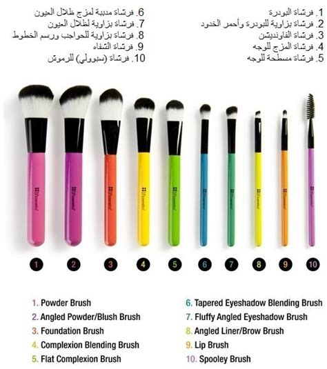 7 makeup brush set synthetic hair price review and buy bh cosmetics pop makeup brush