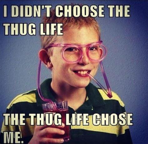Thug Meme - thug life image 4100205 by helena888 on favim com