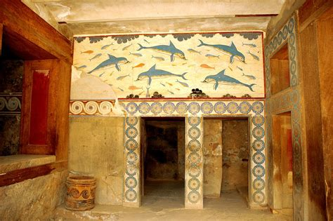 fileinside  ancient minoan palace  knossos  bc