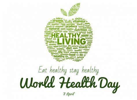 world health day  inspiring quotes theme slogans