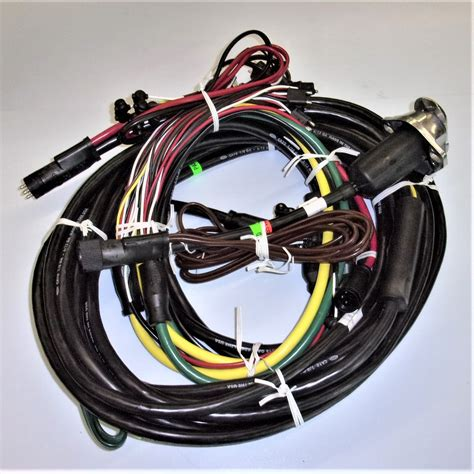 Trailer Wiring Harness by Universal 48 Trailer Wiring Harness Kit Iloca Services