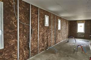 Étanchéité Mur Enterré Par L Intérieur : 1000 ideas about isolation des murs on pinterest ~ Farleysfitness.com Idées de Décoration
