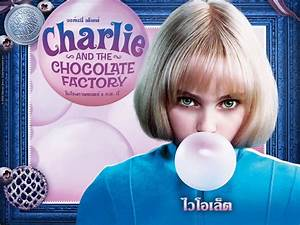 Violet Beauregarde - Charlie and the Chocolate Factory ...