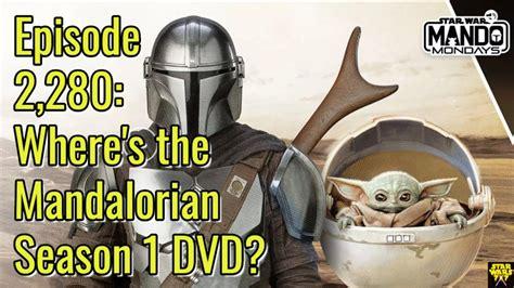 The Mandalorian Archives - Star Wars 7x7