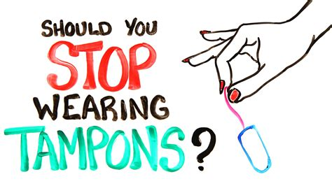 Should You Stop Wearing Tampons Download