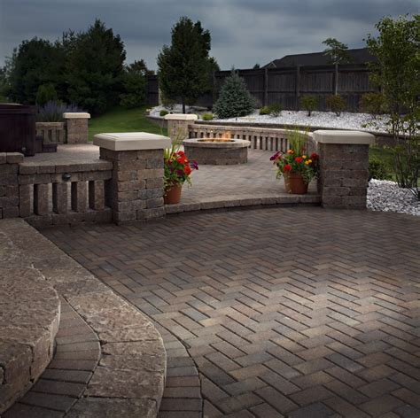 choosing a paver for your patio in houston tx is easy with