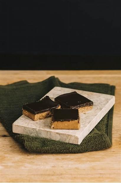 Bars Chocolate Bake Veggiejeva Peanut Butter Quick