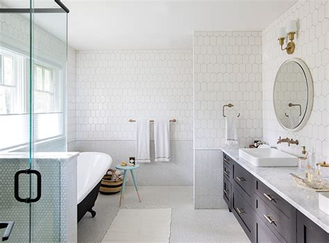 Modern Bathroom Tile Trends by House Home