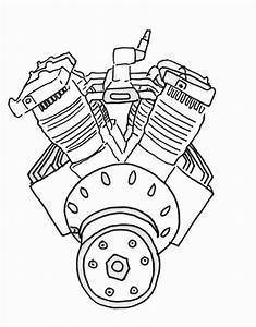 How to Draw a Car Engine (with Pictures) eHow