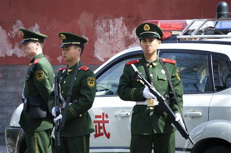China: Police DNA Database Threatens Privacy - The Fifth ...