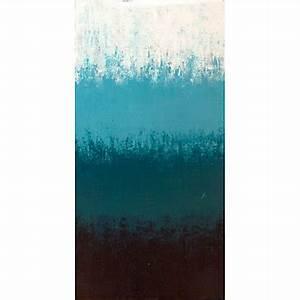 Aquamarine Ombre - Glass Coat Jewel Tone Fall Winter