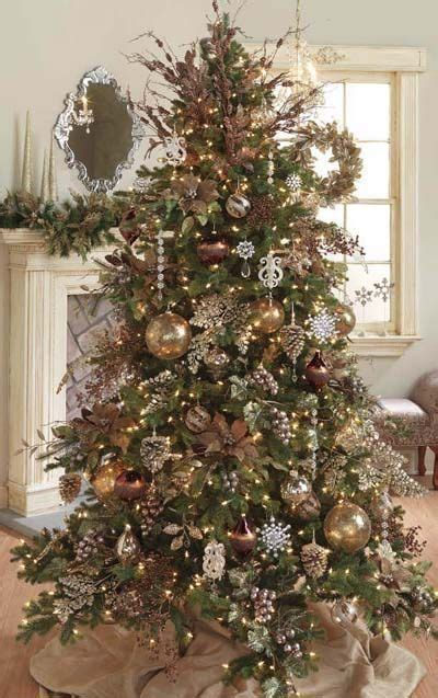 25 best ideas about brown christmas decorations on