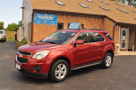 Suv For Sale by 2014 Chevrolet Equinox Lt Used Suv Sale