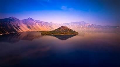 Crater Lake Oregon 4k 5k Wallpapers States