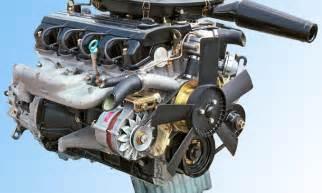 mercedes  vierzylinder motor im