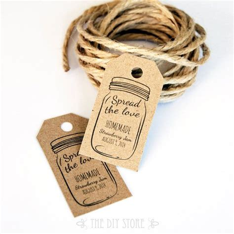 Wedding Favor Labels Template by Spread The Wedding Favor Tag Template Small Hang