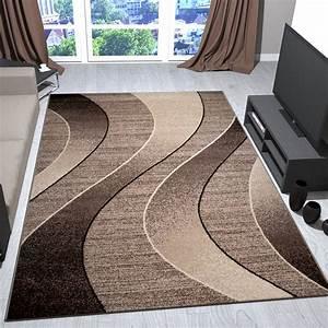 Kurzflor Teppich Beige : wohnzimmer teppich braun beige elegant kurzflor teppiche ~ Pilothousefishingboats.com Haus und Dekorationen