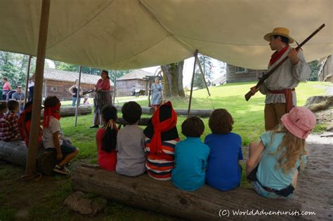 Boat Supplies Langley Bc by Exploring The History Fort Langley World Adventurists