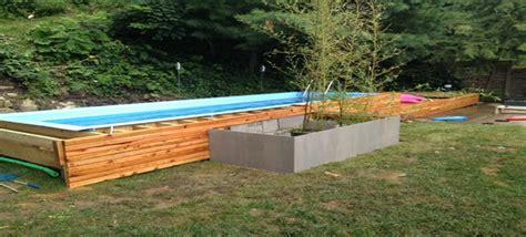 Ground Lap Pool Real Swimming   Treadmill