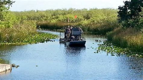 Youtube Airboat Crash by Two Women Injured In Everglades Airboat Crash Miami Herald