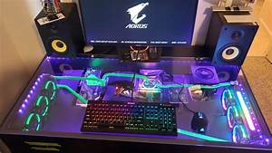 Intel Z390 2080ti Desk Pc Build