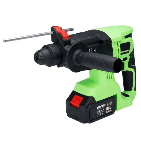cordless electric hammer sds impact hammer drill