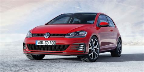 Vw Gti Facelift by Vw Golf Vii Facelift Asphalte Ch