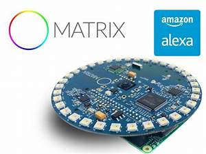 Matrix Creator Running Alexa Demo  Deprecated   U2013 Raspberry