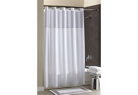 mildew resistant shower curtain sharper image