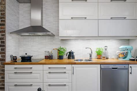 Scandinavian-style kitchen design: useful ideas, rules and